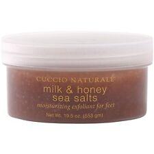 Cuccio Sea Salts For Feet Milk & Honey 19.5 Oz.
