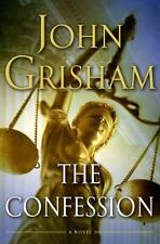 USED The Confession by John Grisham (2010, Hardcover)