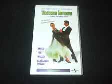 VHS Video TANZEN LERNEN Tango Fox Walzer Langsamer Walzer  Karl-Heinz Wellerdiek
