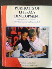 Portraits of Literacy Development:- Antonacci & O'Callaghan - Early Childhood