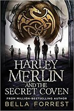 Harley Merlin and the Secret Coven: Volume 1 New Book