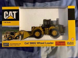 NORSCOT CAT 1/50 Scale CAT 980G WHEEL LOADER  (55027)