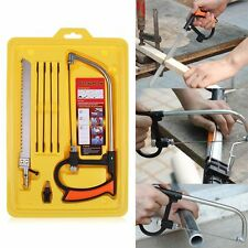 Magic Saw Multi-functional Hand Saw 8-in-1 Universal Set DIY Metal Wood Glass bh