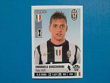 Figurine Calciatori Panini 2012-13 2013 n.218 Emanuele Giaccherini Juventus