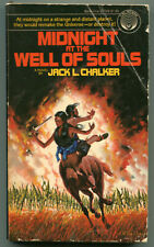 Midnight at the Well of Souls Jack L Chalker Well of Souls 1 First Printing