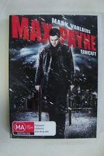 DVD MAX PAYNE UNCUT ft MARK WAHLBERG - REGION 4