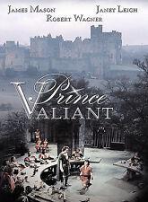 Prince Valiant (DVD, 2004) James Mason, Janet LEIGH, Robert WAGNER