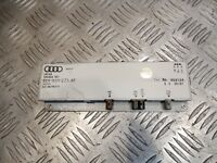 AUDI A4 B7 ESTATE 2008 AERIAL ANTENNA AMPLIFIER 8E9035225AF 34#105