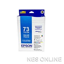 Epson T073N INK TX110 TX210 TX410 TX550W TX610FW T30 T40W CX9300F CX8300 CX6900F