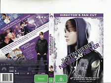 Justin Bieber:Never Say Never:Director's Fan Cut-2010-Justin Bieber-Music-DVD