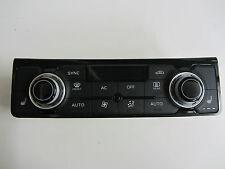 Audi A8 4H  Klima Klimatronic Klimabedienteil 4H0 820 043 D  4H0820043D Original