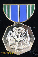 US ARMY ACHIEVEMENT MEDAL HAT PIN UP VETERAN GIFT VET USA RIBBON AWARD WOW