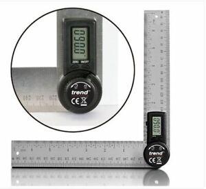 TREND DAR/200 Digital Angle Rule - Digital Angle Finder 200/400mm