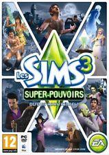 🔵🔵 Les Sims 3, Super-Pouvoirs, pour PC et Mac, version boîte, en français 🇫🇷