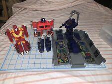 transformers g1 optimus prime rodimus lot
