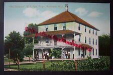 THE FERNWOOD Pyne, Michillinda, Whitehall, Michigan vintage postcard, circa 1910
