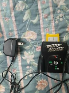 AIR HOGS Storm Launcher (Full Size) Charger + defunct battery