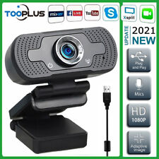 4K Full HD 1080P USB Webcam Web Camera Microphone For Video Conferencing Calling