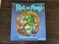 "Rick and Morty Gate Vinyl 7"" Figure by Kidrobot - 7-Inch Figure"