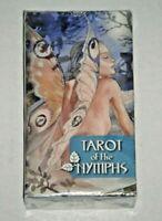 Tarot Of The Nymphs - Mauro De Luca. Rare OOP 78-Card Deck. SEALED, w/ Tarot Bag