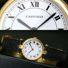 Cartier Women's Wristwatches with 12-Hour Dial