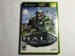 Halo: Combat Evolved (Microsoft Xbox, 2001)(Working)