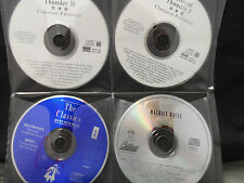 8 Classical CD Lot - Ravel ORCHESTRAL BLOCKBUSTERS Classical Favorites