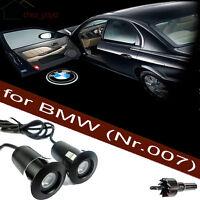 2x Tür Shadow Laser Licht Einstiegsbeleuchtung LED Logo Projektor for Alle BMW