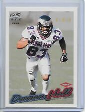 1999 Pacific Paramount Darran Hall Rookie Card
