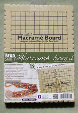 Small Macramé Board from The Beadsmith 19x26.5cm (7.5x10.5 inches)