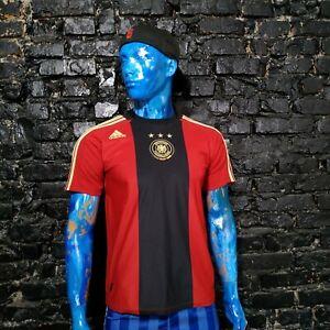 Germany Team Jersey Away shirt 2008 - 2009 adidas 601677 Trikot Size Young XL