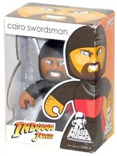 Hasbro Mighty Muggs Indiana Jones Raiders of the Lost Ark Cairo Swordsman Figure