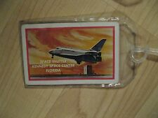 Space Shuttle Luggage Tags - Kennedy Center Florida USA Retro Playing Card Set 3