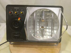 Vintage Rare Norelco Deluxe Sun/Heat Lamp  Made In Holland