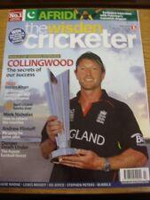 Jul-2010 Cricket: The Wisden Cricketer Magazine, Vol.07 No.10 - Cover Picture/He