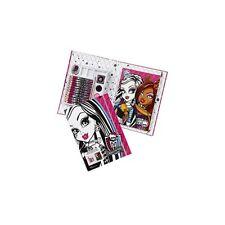 Monster High Fashion Malset 19-teilig Make Up Wasserfarben Buntstifte NEU & OVP