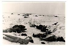 2. WK Orel Orjol im Winter 1942 Panzer Propaganda Kompanie 693 -14