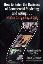 How to Enter the Business of Commercial Modeling and Acting-Very Good-Free Ship