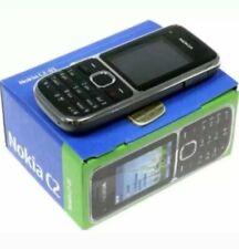 Brand new Nokia C2-01 Black Unlocked mobile phone with 12 months warranty.UK