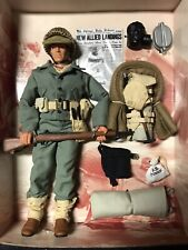 GI Joe  D-Day Salute Action Figure NIB