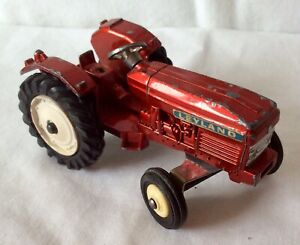 RARE Dinky Toys Leyland 384 Tractor no. 308