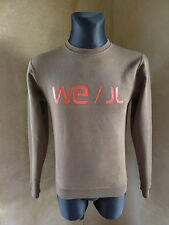 Mens genuine WESC XS jumper sweatshirt tracksuit top casual sport hot grunge