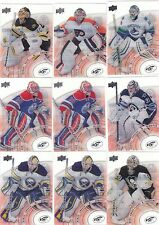 14/15 Upper Deck Ice Goalie Card Ben Scrivens #57 Oilers 2014/15