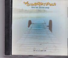 The Supernaturals-Love Has Passed Away cd maxi single
