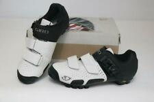 New Giro Sica VR70 Carbon Womens MTB Bike Shoes 37 6 White Black SPD Race Vibram