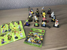 lego 16 minifigures serie 3 Complet