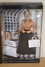 2001 Special Edition SEE'S CANDIES I Left My Heart in San Francisco Barbie