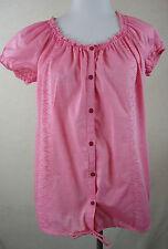 Hüftlange Esprit Damenblusen, - tops & -shirts im Blusen mit Rundhals-Ausschnitt