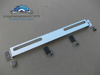 VOLVO AMAZON 121 122  LICENSE PLATE HOLDER KIT STAINLESS STEEL