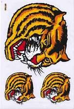 N-440 Tiger Wild Aufkleber Sticker 1 Bogen 27 x 18 cm Racing Tuning